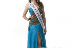 2012 Miss Latina Hawaii Joleen Iwaniec