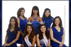 2015 Miss Latina Hawaii Contestants - ©2014 Paul Hayashi Photography - All Rights Reserved
