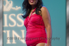 2015 Miss Latina Hawaii Scholarship Pageant Lifestyle & Fitness Competition