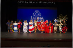 Opening number costumes - 2016 Miss Latina Hawaii Scholarship Pageant - ©2016 Paul Hayashi Photography - All Rights Reserved.