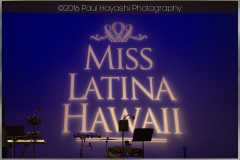 2016 Miss Latina Hawaii Scholarship Pageant - ©2016 Paul Hayashi Photography - All Rights Reserved.
