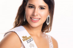 2020 Miss Latina Hawaii Aimee Coronado Bravo
